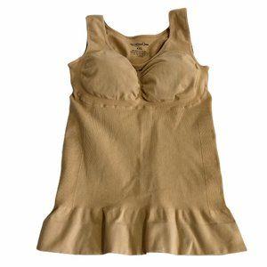 Woman Ocean 3in1 Shaper Cami Slimming Garment Beig
